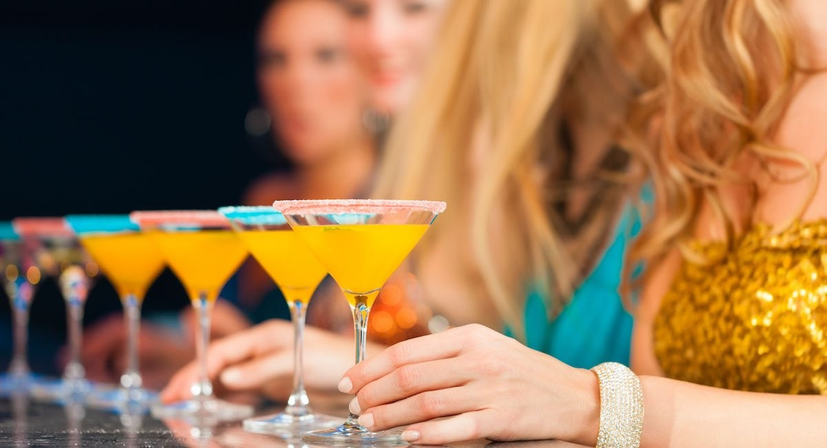 carlingford mixology class