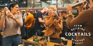 fun mixology activities for corporate events
